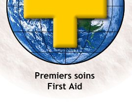 Premiers soins, First aid